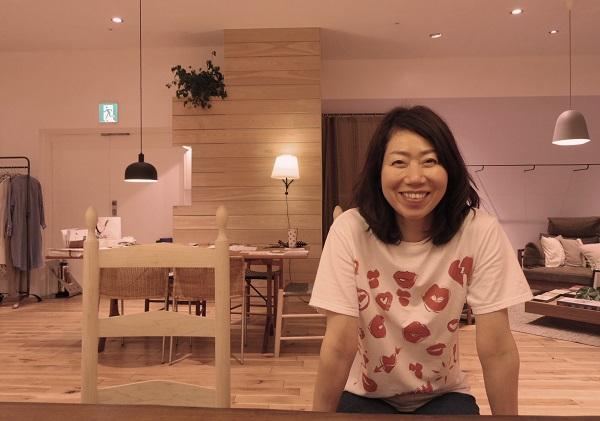 第二回のゲストは『ティザニスタ70』の坂本 直子さん